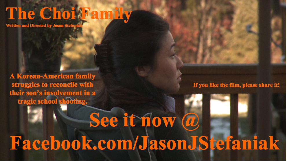 """See my film """"The Choi Family"""" now!"""