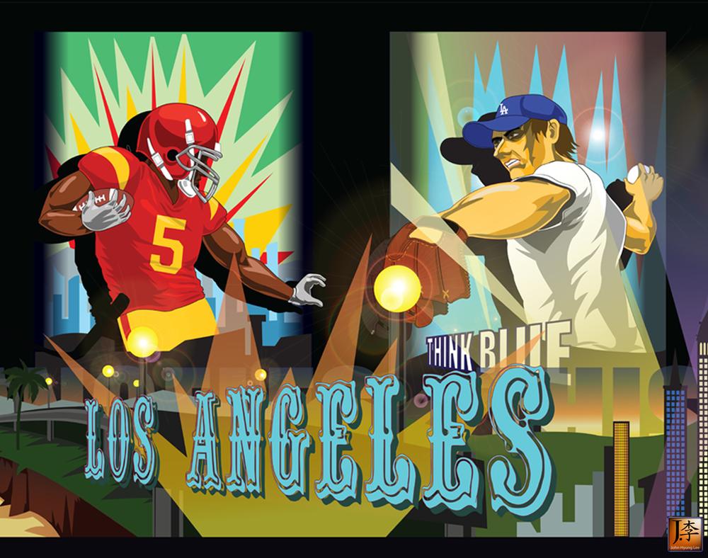 LA Sports Part 2