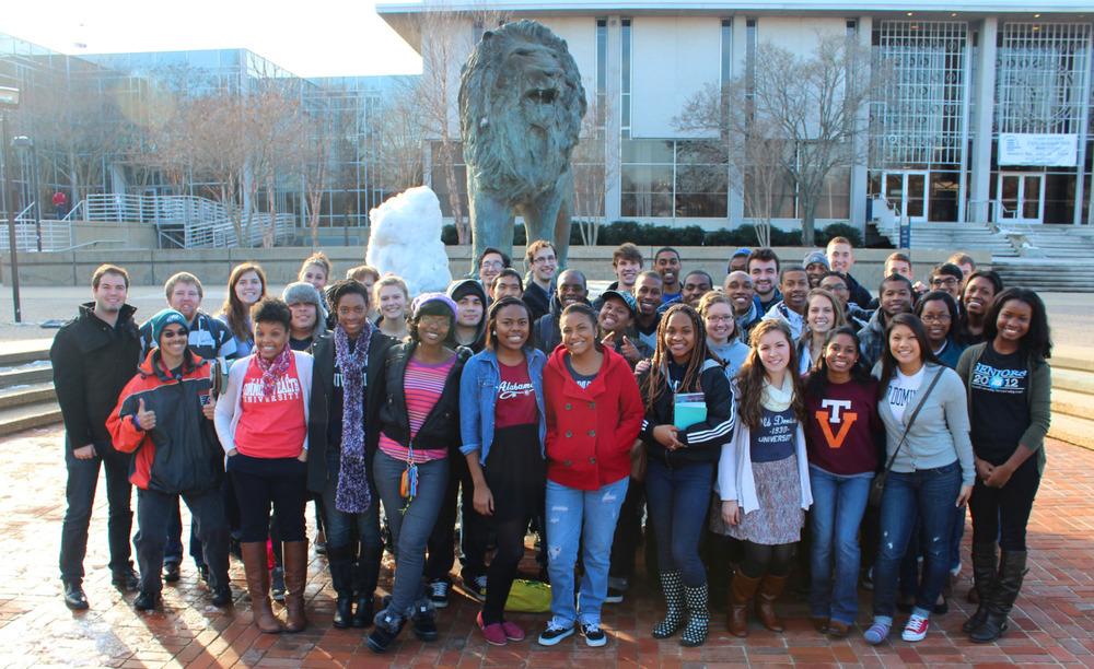 The Hampton Roads Student Fellowship
