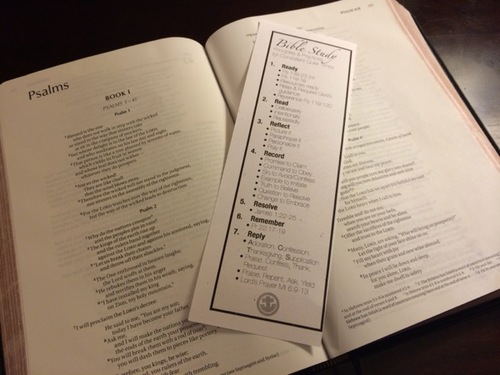 Bible in a year for Hampton Roads Church as we read through the Scriptures together in 2014.