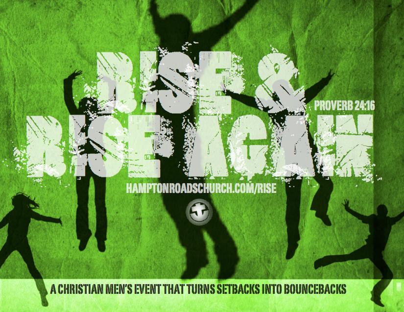 Rise Again Men's Event
