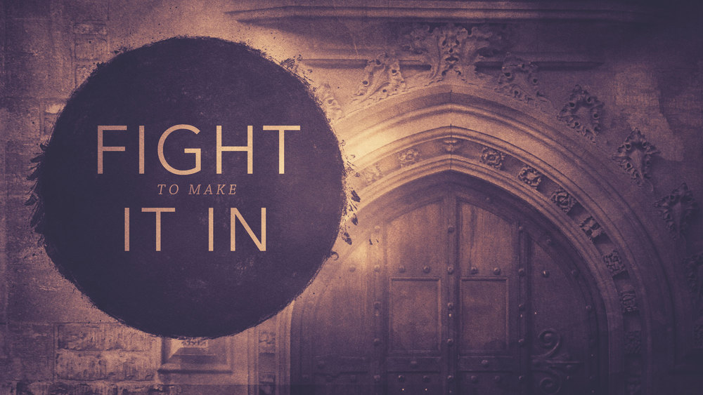 Enter Through the Narrow Door. Luke 1322-30 & Luke 13:22-30 Enter Through the Narrow Door \u2014 HAMPTON ROADS CHURCH