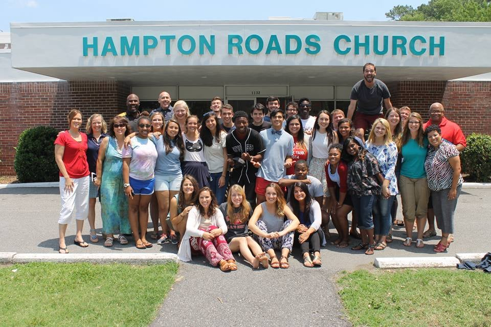 Hampton Roads Internship Class of 2015
