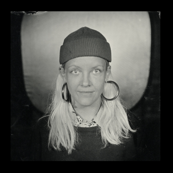 Glennie tintype by Jen Jansen