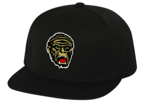 Great Lakes Tattoo Gorilla hat front