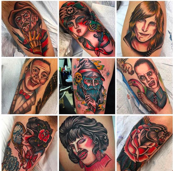 Sheila Marcello  - Electric Tattoo, NJGLT AUG 10-11