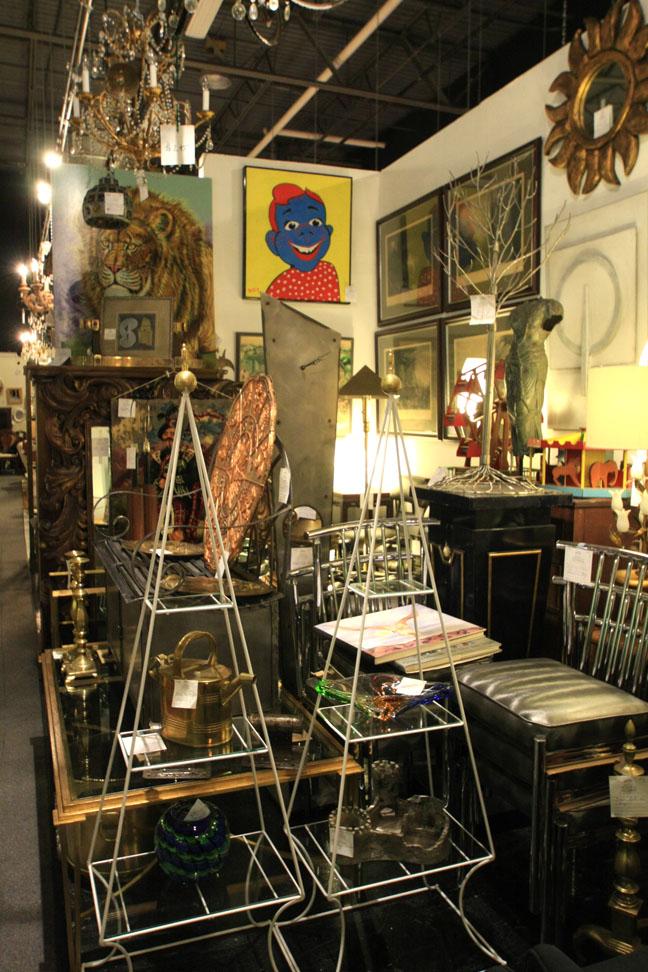 Hiden Galleries: the unique and unusual