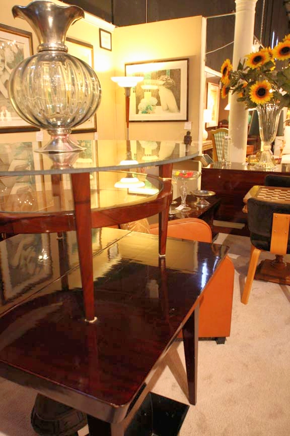 Hiden Galleries: Art Deco coffee table
