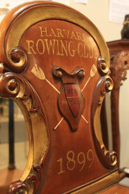 Harvard Rowing Club 1899