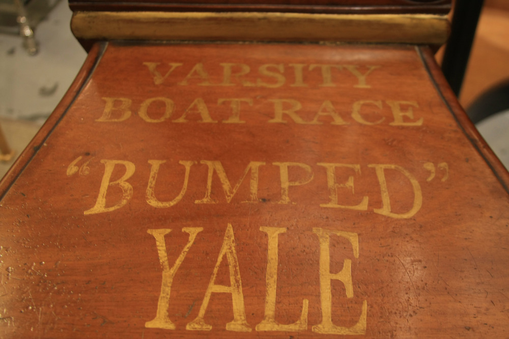 Harvard Rowing Club Chair
