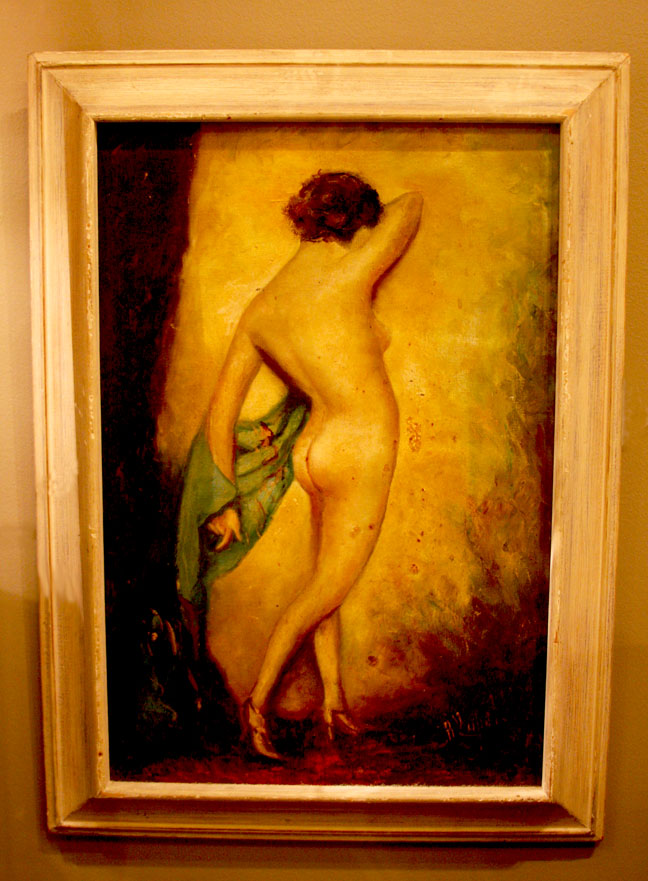 1920s nude