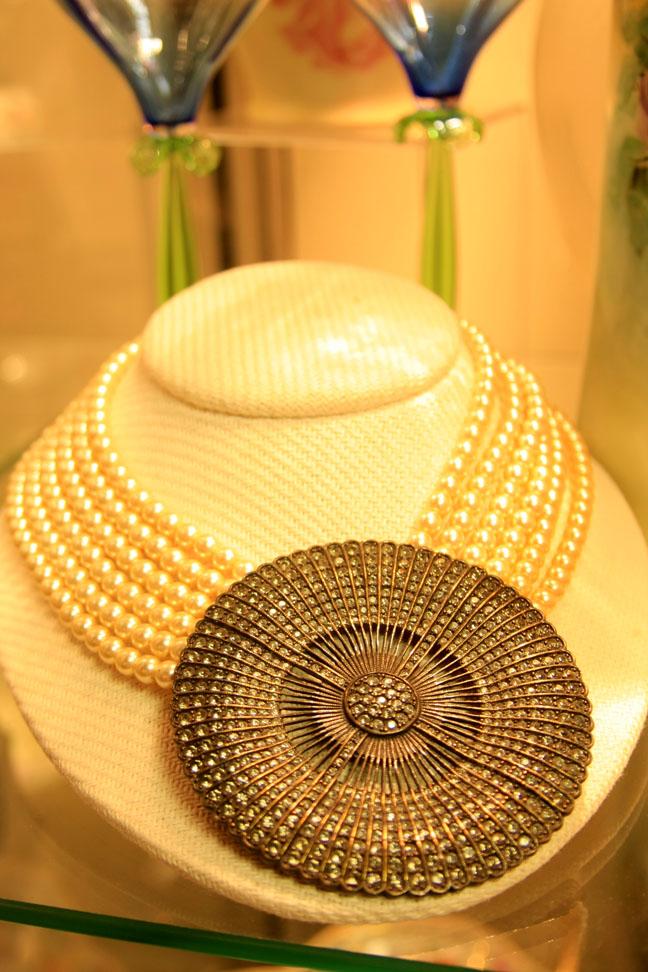 Hiden Galleries: Heidi Davis necklace, 1980s