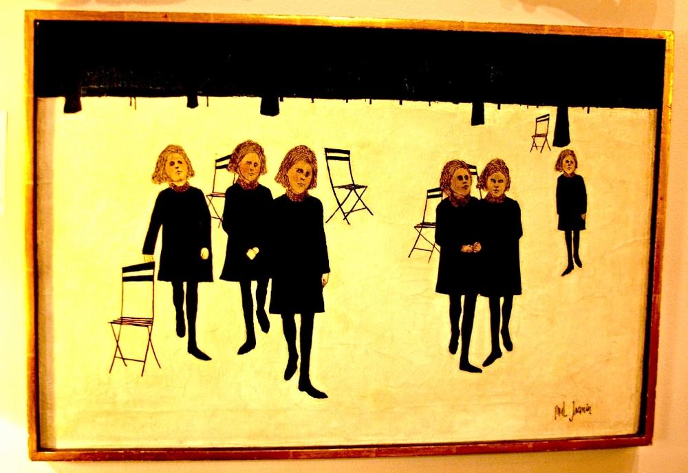 """Hiden Galleries: """"The Recital"""""""