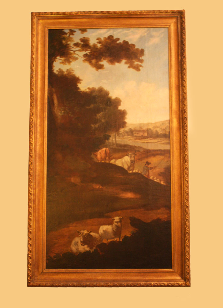 Hiden Galleries: large pastoral landscape