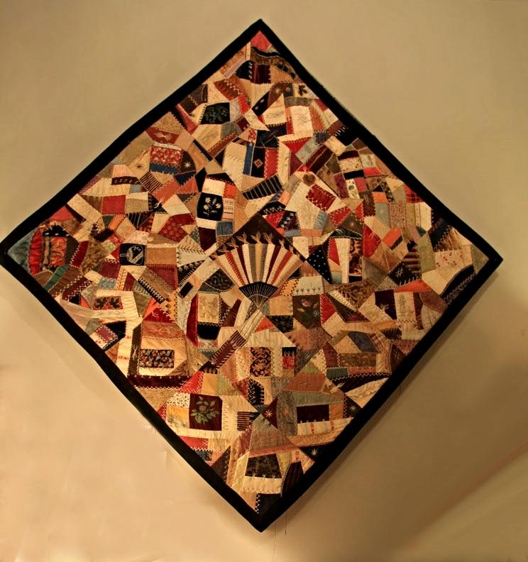 Hiden Galleries: late 19th-century quilt