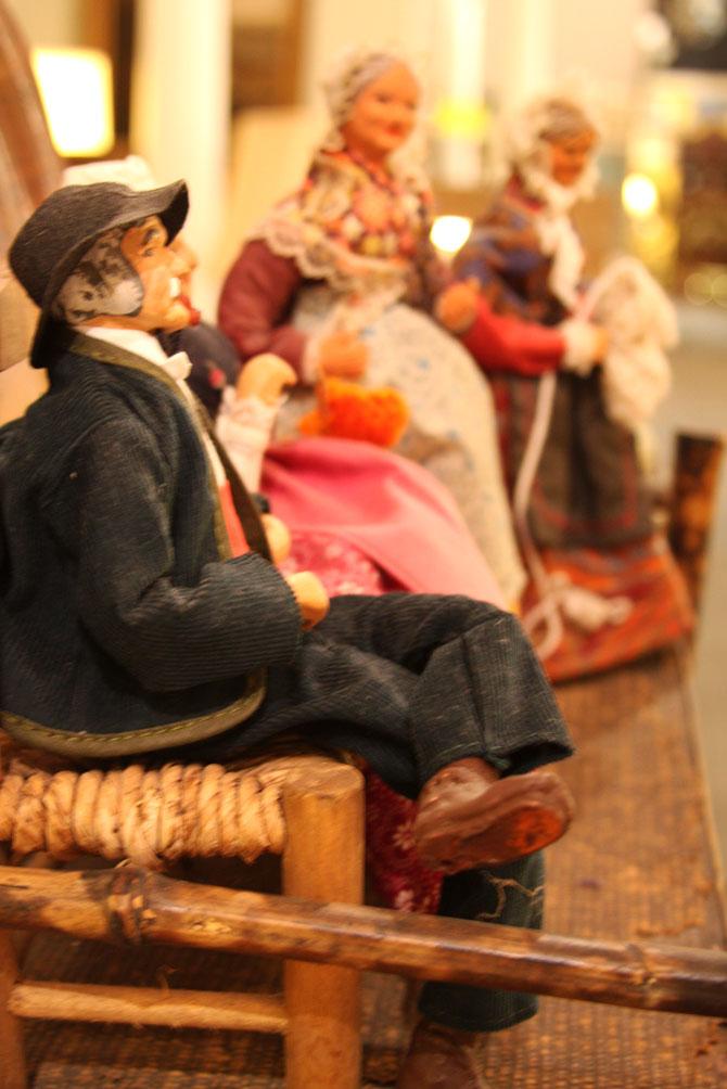 Hiden Galleries: vintage French santon