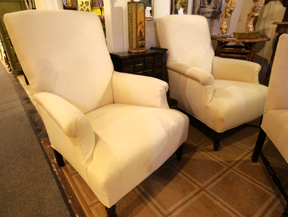 Hiden Galleries: Napoleon III-style custom made chairs