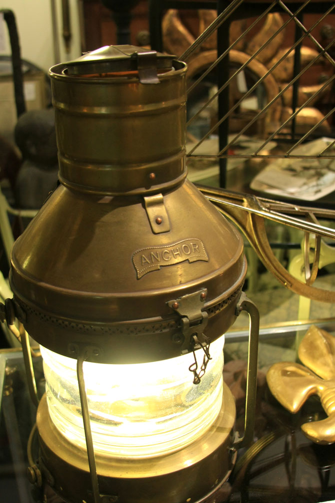 Hiden Galleries: Anchor light for household use