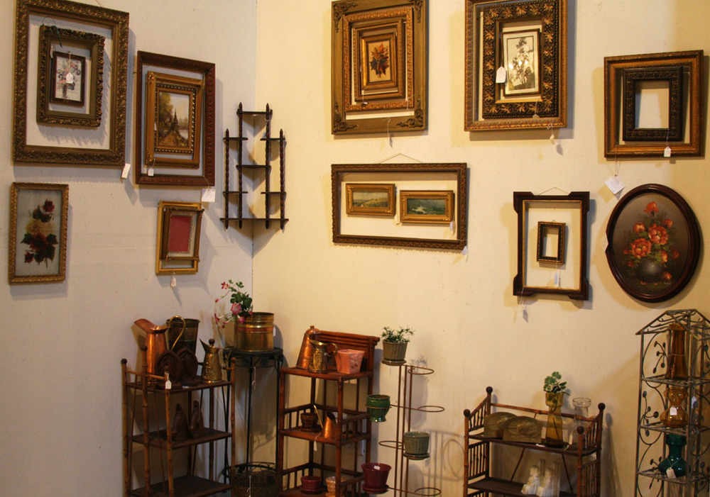 Hiden Galleries: vintage frames
