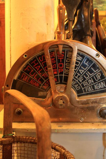 Hiden Galleries: ship's engine telegraph