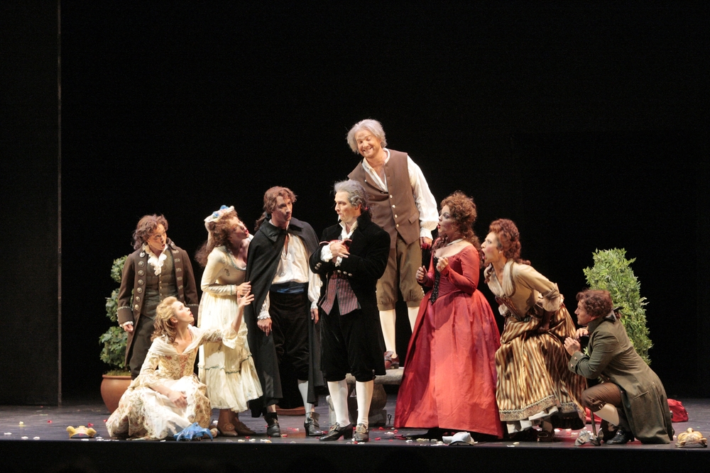 Barbarina in Mozart's  Le nozze di Figaro  at the Santa Fe Opera, 2007 (Apprentice Scenes)