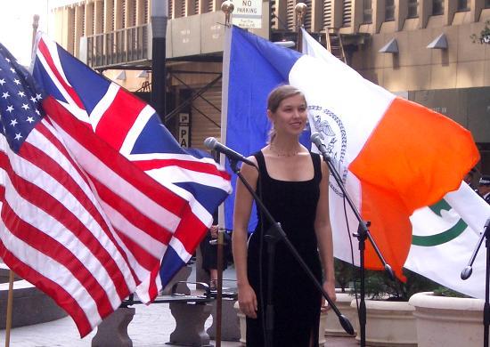 September 11 Memorial Service 2006