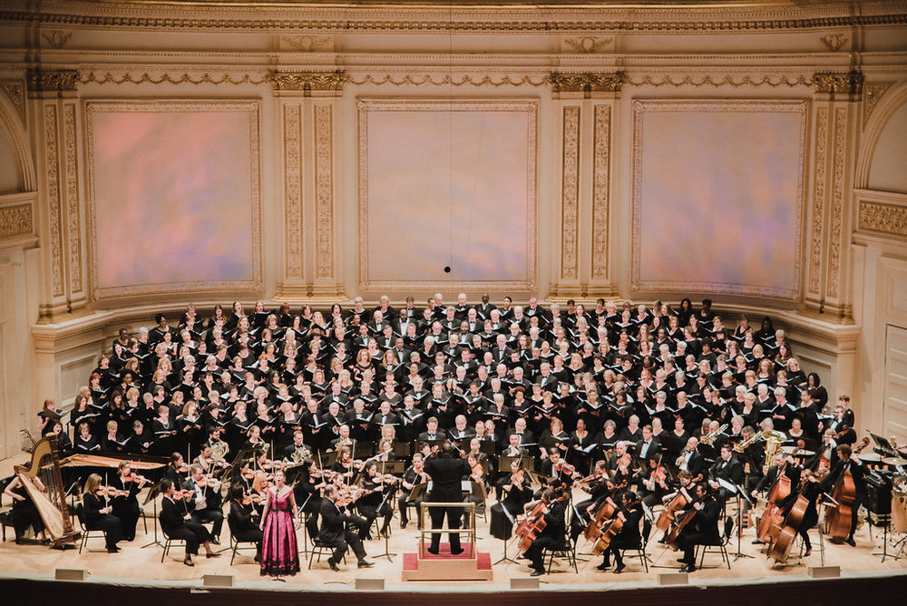 Performing with Distinguished Concerts International New York at Carnegie Hall's Stern Auditorium in June 2018. (c) DCINY Production/Dan Wright Photography