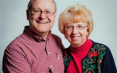 Nancy Whitebol and husband, David, serve with SIM in Liberia.
