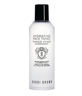 Bobbi Brown's Hydrating Face Tonic www.bobbibrown.com