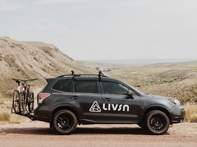 @agdabney killing the Subaru game on the way to Vaughn Lake. Colorado adventure shots finally incoming.  #subaru #forester #subaruforester #livsn #livsndesigns #colorado #vaughnlake