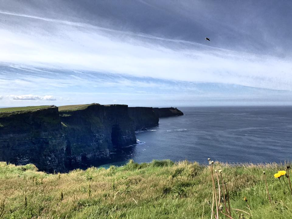 Cliffs of Moher, Ireland 2017
