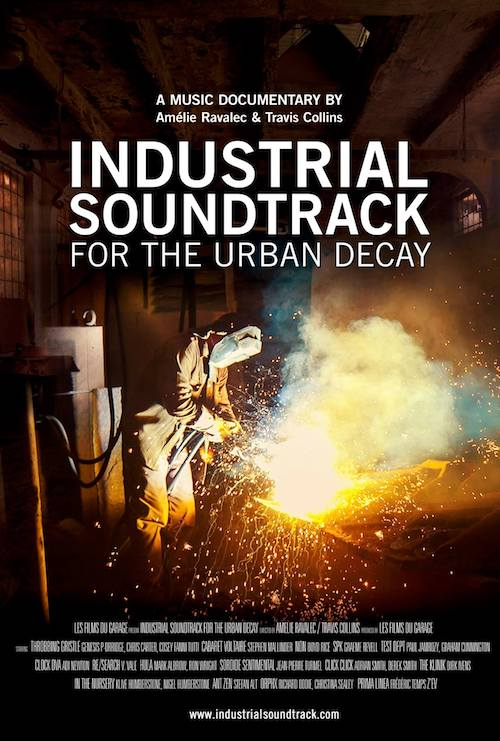 Industrial Soundatrack For The Urban Decay Film Poster