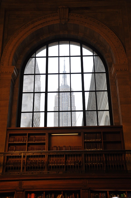 New York Library, New York