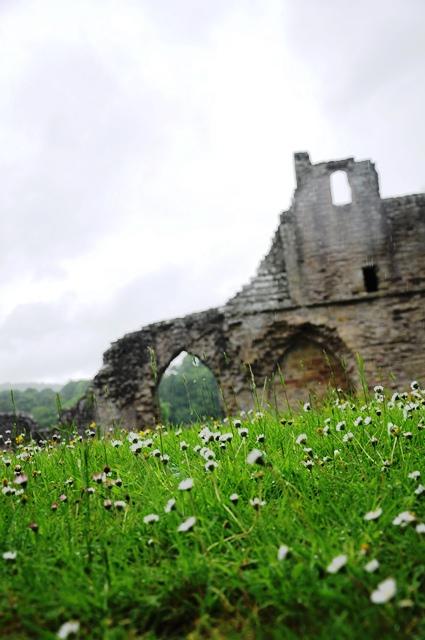 Tintern Abbey, Wales