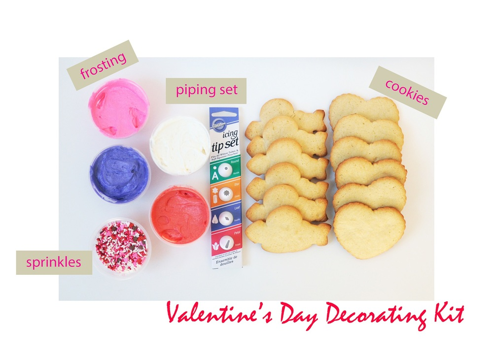 Hasmik's Valentines Day Decorating Kit