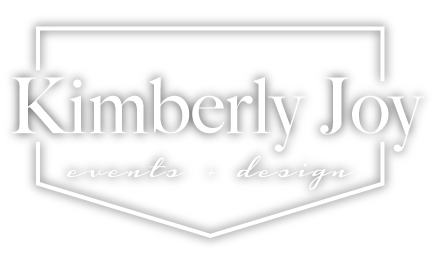 Kimberly Joy Events + Design