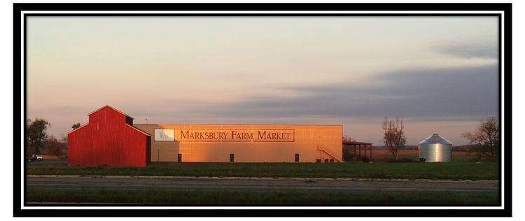 Processing Plant for Marksbury Farm Market. Photo courtesy of John-Mark Hack.