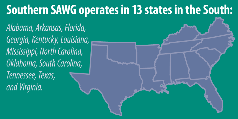about southern sawg southern sustainable agriculture working group