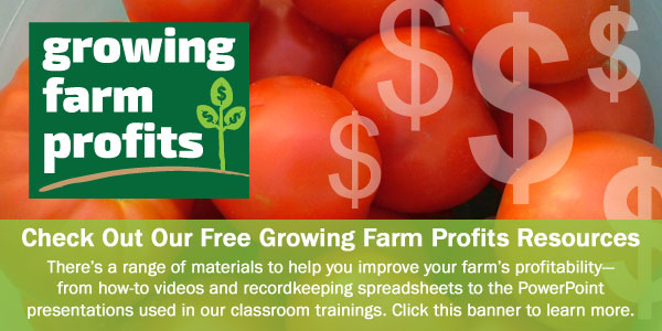 Growing Farm Profits Resources