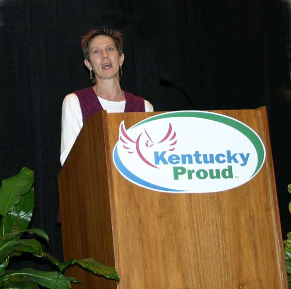 2006 Conf -Jean Mills, conference coordinator - Louisville.jpg