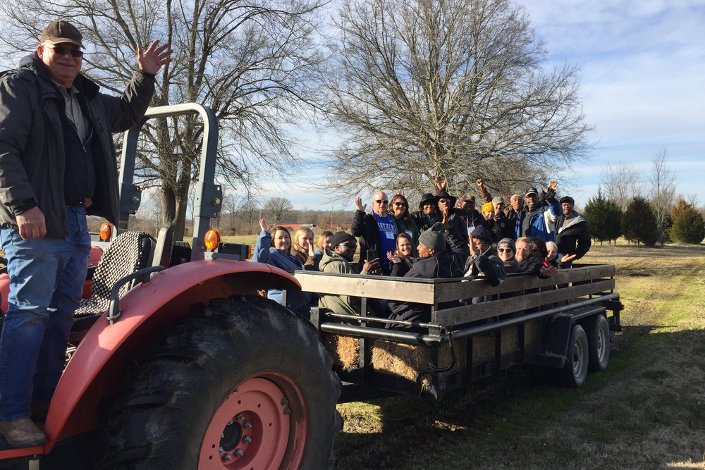 Bemis Farm Field Trip