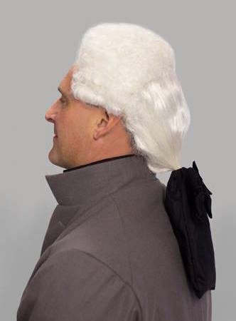 Men And Wigs In America 1700s 96