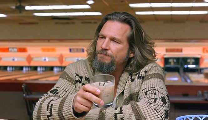 Enjoy a White Russian with The Dude?