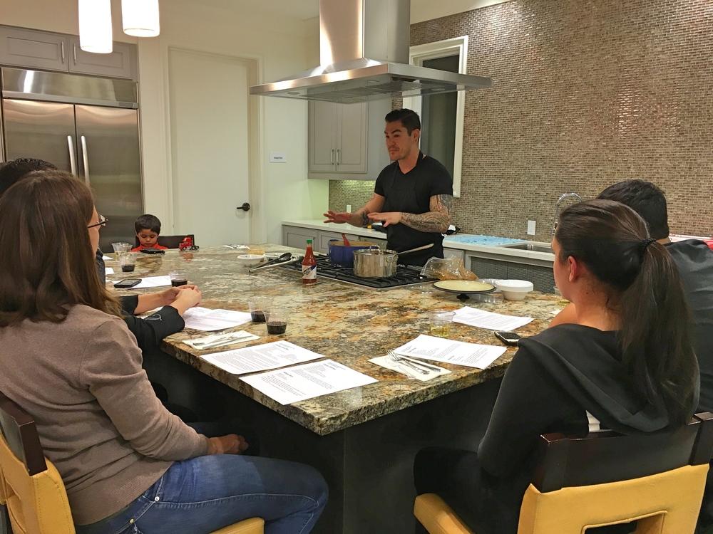 February Chef Lab