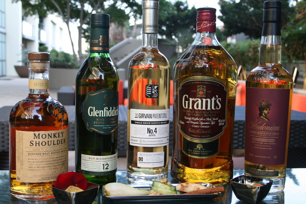Unwind & Refine Scotch Tasting
