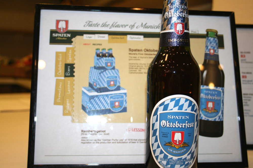 Oktoberfest Beer Tasting