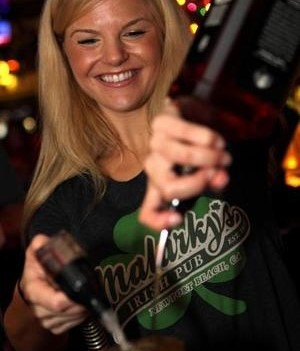 Malarky's: Wine and Whiskey 2014