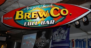 Newport Beach Brewing Co. Tasting