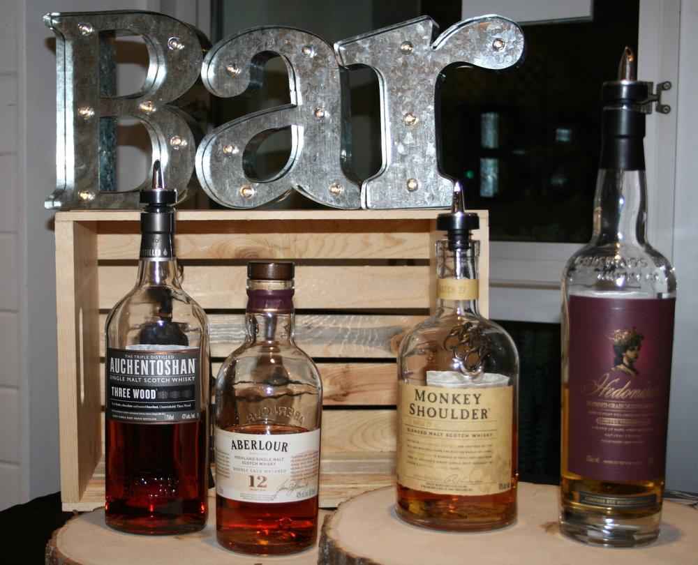 Whiskey & Wine Tasting 2017