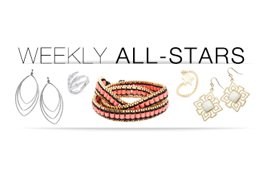 All Stars: Top Picks and Rising Stars  Here they are, some of our top picks and a selection of  our newest rising stars! These bestsellers are going fast, so don't wait  too long to score your faves! 		                		Sale ends today!